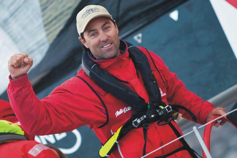 Image result for mark richards sailor giving the finger